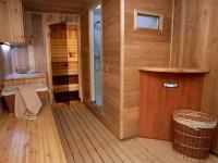 Как строится баня из бруса своими руками: 83 фото и инструкции по постройке