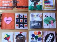 Развивающая детская книжка своими руками: как сшить универсальное развлечение для детей (61 фото + видео)