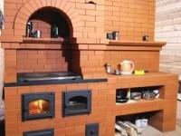 Как построить печь из кирпича своими руками: чертежи, инструкции, примеры + 86 фото