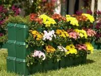 Цветники и цветочные клумбы своими руками — советы как украсить свой сад или двор + 85 фото