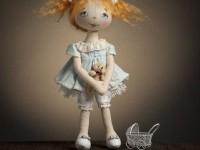 Куклы своими руками: пошагово создаем кукол и одежду для них. Выкройки, шитье, дизайн + 84 фото