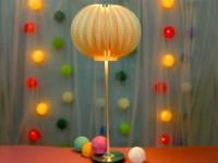 Лампа своими руками: инструкция по созданию декоративных светильников для дома (68 фото + видео)