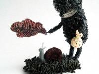 Поделки из бисера: инструкция как плетутся животные и другие необычные фигурки. Пособие для начинающих из 72 фото