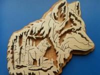 Как делаются поделки из фанеры своими руками: идеи для резьбы и выжигания. 92 фото изделий из дерева