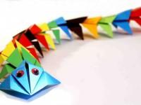 Поделки оригами: схемы и советы для начинающих. 91 фото фигурок из бумаги