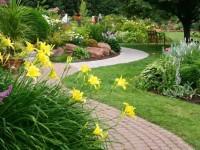 Оформляем сад своими руками: легко и просто собственноручно разбиваем сад. Инструкция + 72 фото