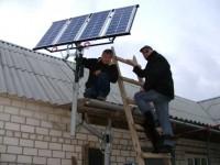 Солнечная батарея своими руками: простой способ постройки. Схемы, чертежи, советы по подбору материалов + 66 фото