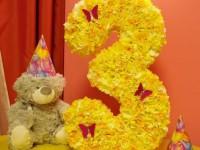 Цифры из салфеток своими руками: прекрасные поздравительные поделки для детей и взрослых (111 фото + видео)