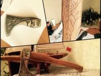 Топор своими руками (67 фото) — создаём боевой, декоративный и рабочий инструмент