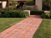 Тротуарная плитка своими руками: пошаговая инструкция мощения дорожек и площадей + 54 фото
