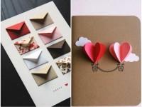 Как сделать открытки своими руками? 75 фото оригинальных и простых идей