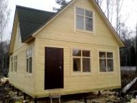 Дом из клееного бруса своими руками: строим вместе с профессионалами! Инструкция по постройке дома + 100 фото