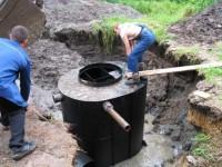 Автономная канализация своими руками в частном доме: инструкция по монтажу и расчетам + 51 фото