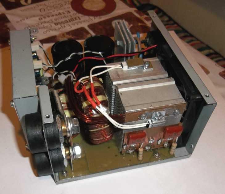 Сварочный аппарат своими руками как сделать такой агрегат 7