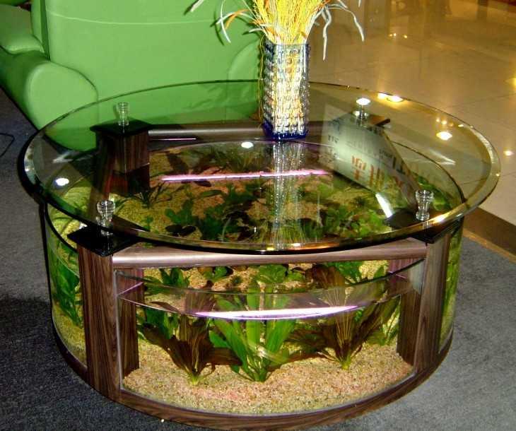Тумба для аквариума из ДСП своими руками: пошаговая инструкция 63