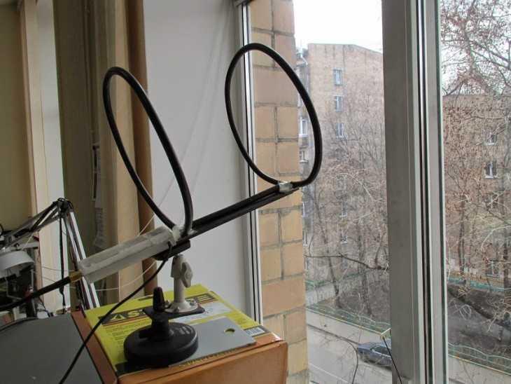 Как своими руками усилить прием комнатной антенны denn