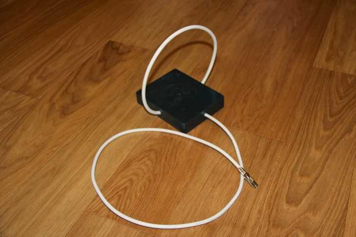 Антенна своими руками для тв кабеля