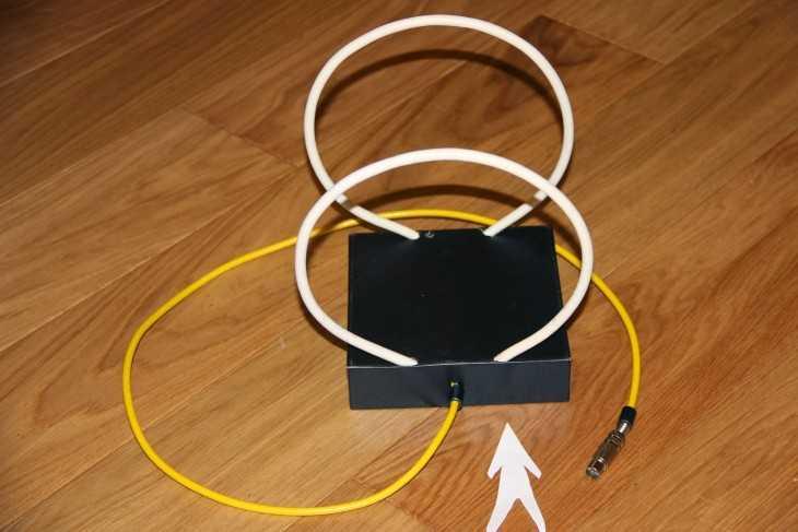 Как из кабеля сделать цифровую антенну для телевизора