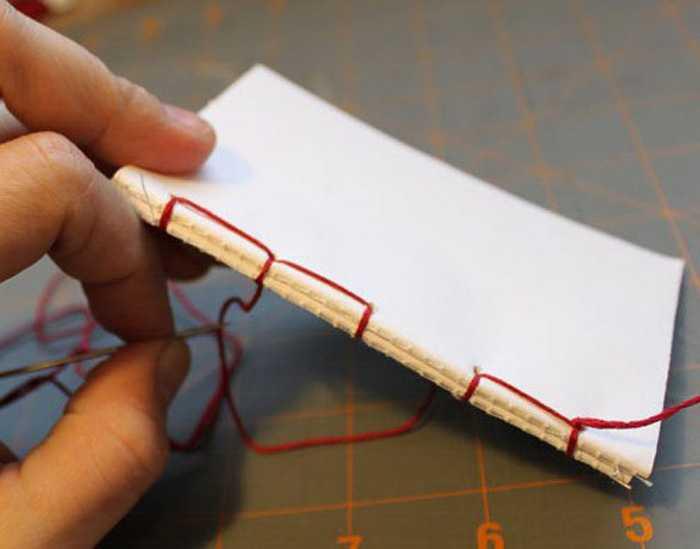 Как сделать блокнот своими руками из бумаги для мамы