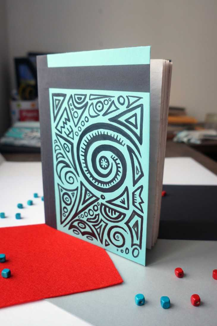Создаем блокнот своими руками фото 291