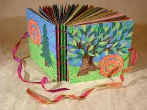 Как сделать книжку малышку в школу