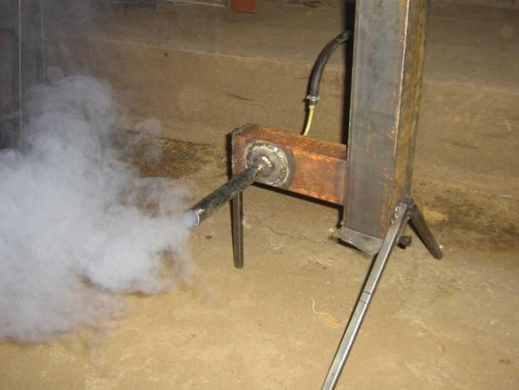 Как сделать самому дымогенератор для копчения