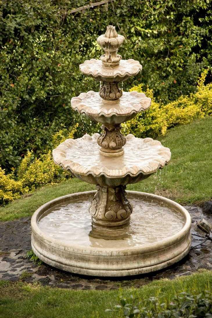 Фонтаны водопады сада своими руками фото 648