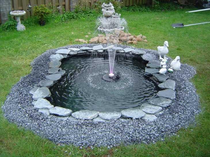 Как дома сделать фонтан