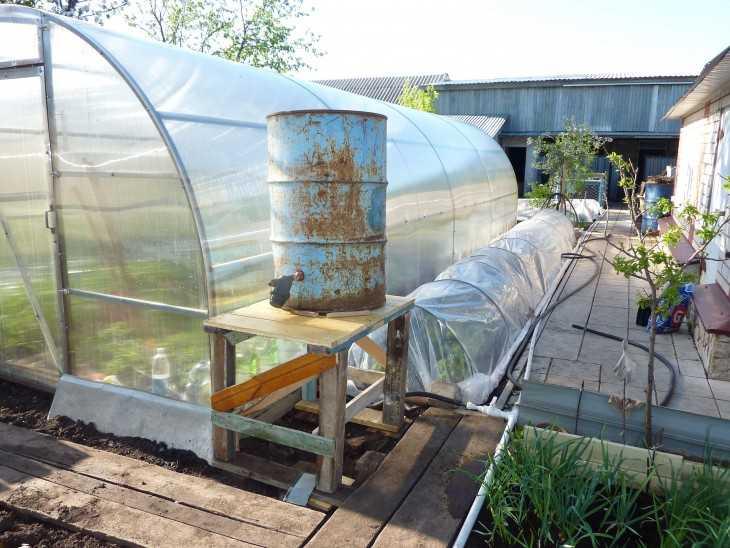 Автоматическая система полива дачного участка