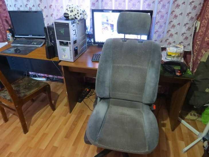 Сиденье для компьютерного кресла своими руками 68
