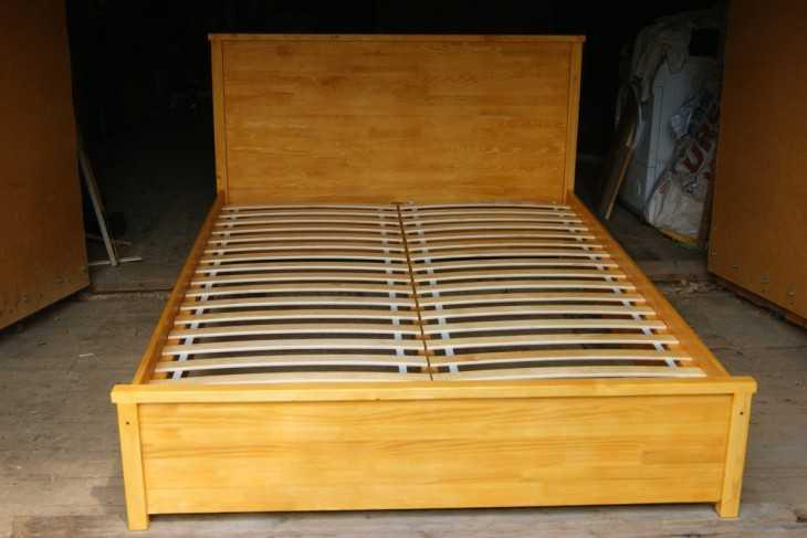 Деревянные кровати своими руками фото 27