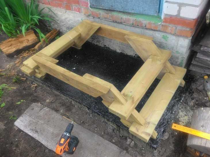 Как построить ступеньки для крыльца из дерева своими руками 50
