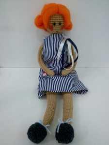 Как самим сделать куклу но руки свои