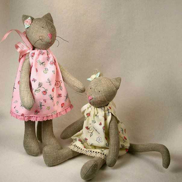 Кукла кошка своими руками фото 455