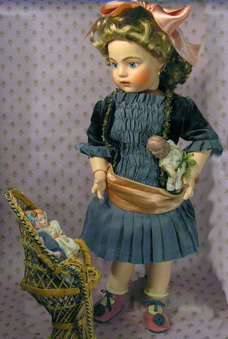 Платочная кукла своими руками фото 451