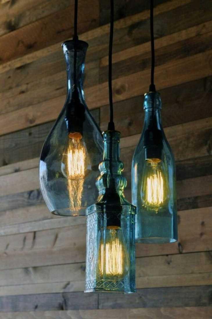 Необычные светильники своими руками фото 494