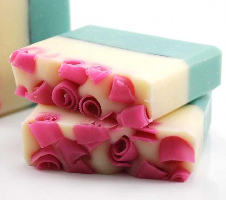 Красивое мыло в домашних условиях своими руками