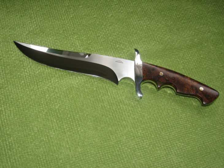 Сделать дома простой нож для охоты resetman нож mora