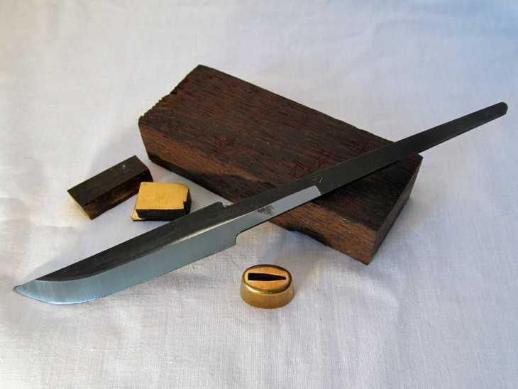 Как сделать ручек для ножа 796