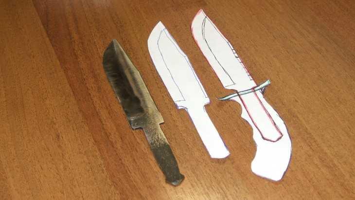 Ножны для ножа фото своими руками фото 769
