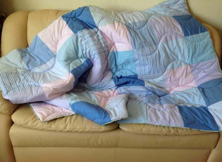 Одеяло из синтепона своими руками фото 17