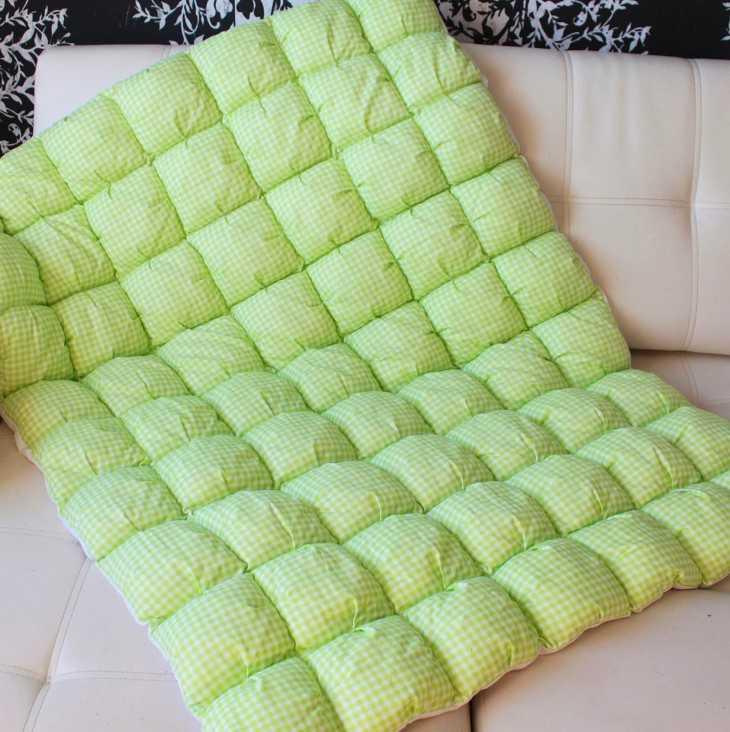 Лоскутное одеяло, Как сшить лоскутное одеяло своими руками