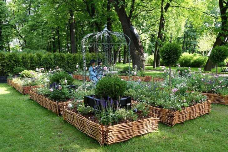 Полив огород дача