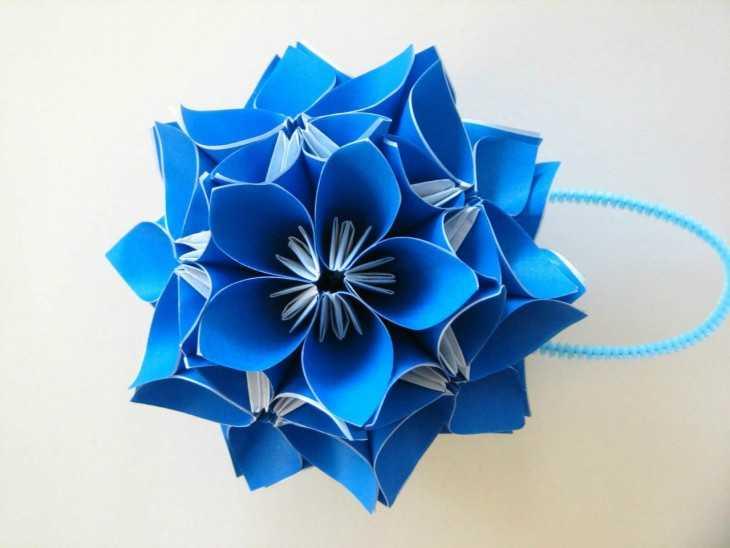 Оригами своими руками: создаем скульптуры из бумаги (87 фото)