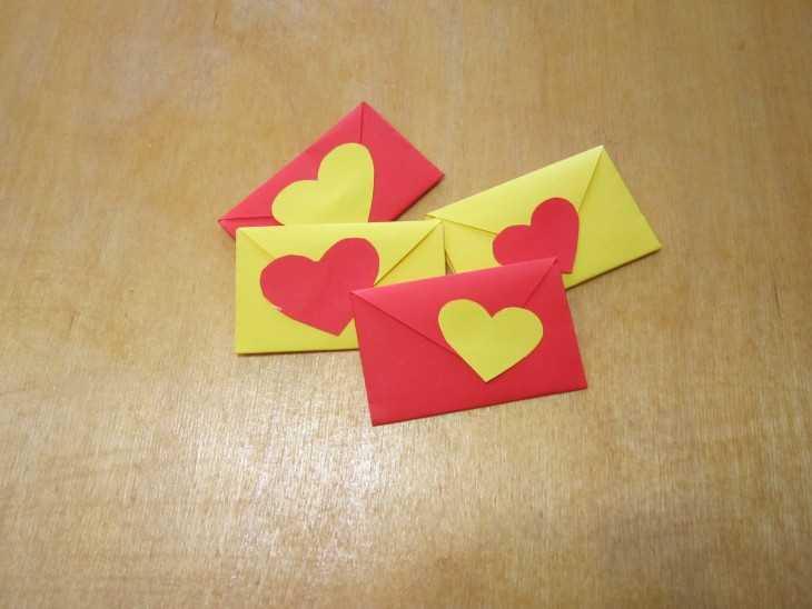 Оригами простые поделки из бумаги для детей