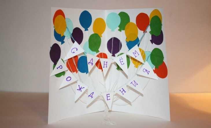 Подарок на день рождения бабушке своими руками быстро и легко