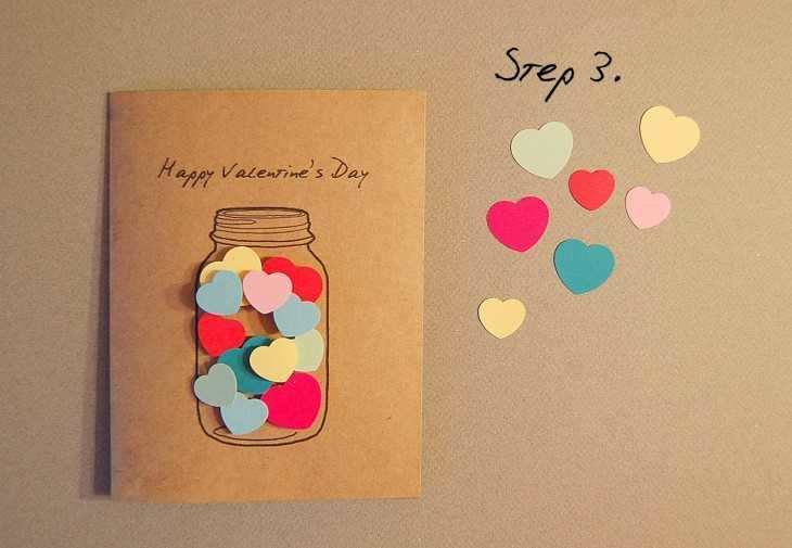 Оригинальные и простые открытки своими руками