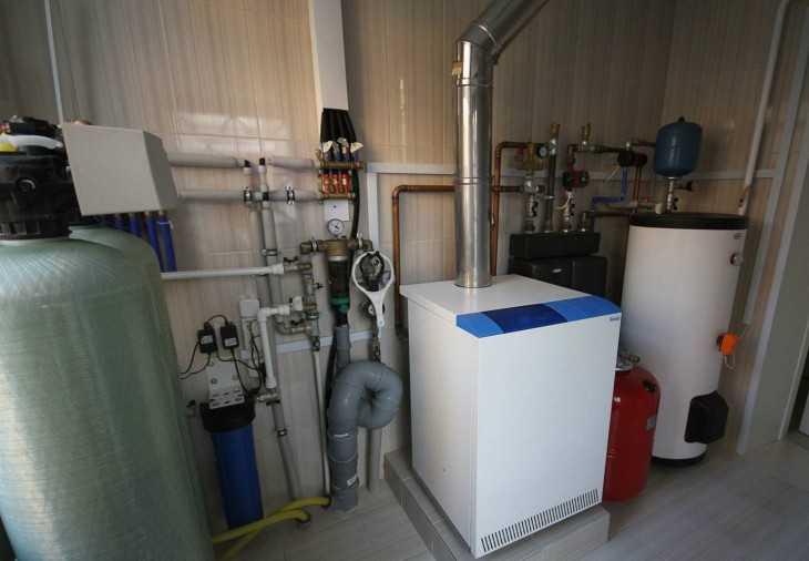 Умный дом отопление