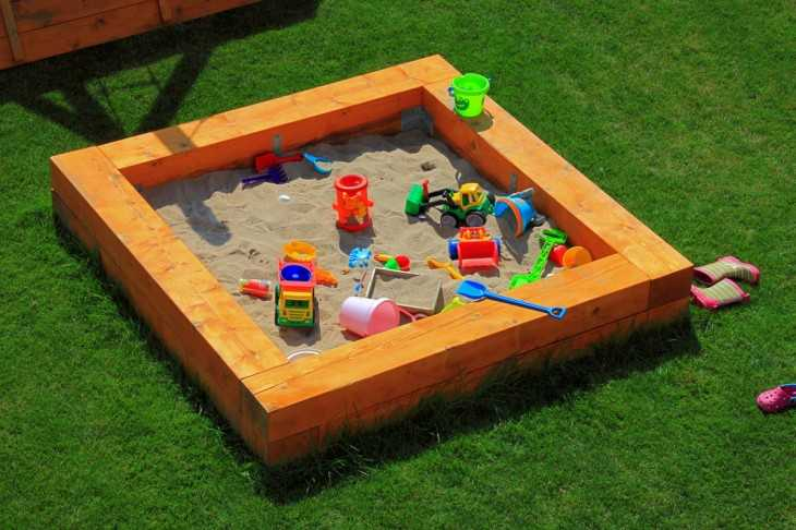 Игрушки в песочницу своими руками фото