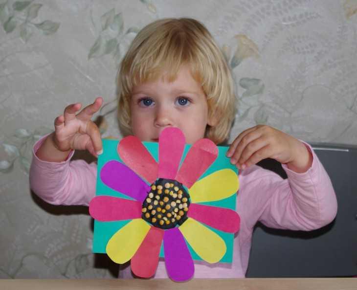 Поделки для детей 1 2 лет своими руками